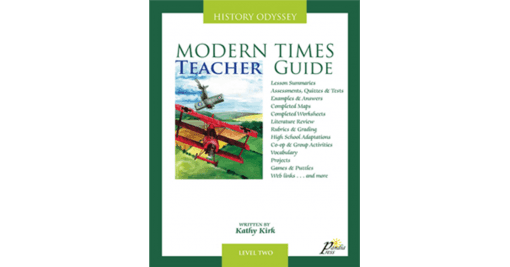 HO 2 Modern Times Teacher Guide