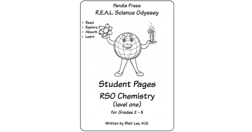 RSO Chemistry Student Pages
