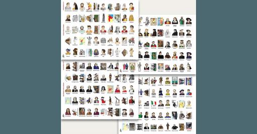 Timeline Stickers