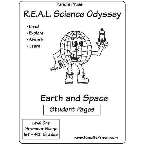 Real Science Odyssey - Earth & Space - Level One - Student Pages