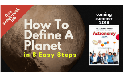How to Define a Planet in 8 Easy Steps
