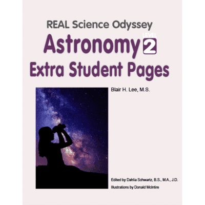 RSO Astronomy 2 Extra Student Pages