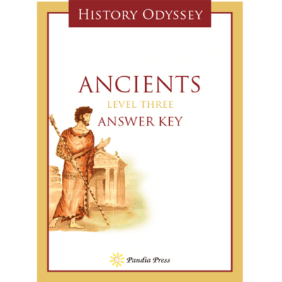 Ancients Level 3 Answer Key, Homeschool History Curriculum